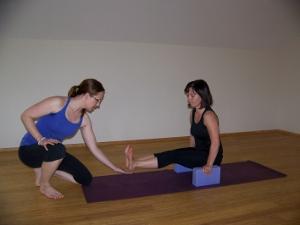 Děkuji paní Zuzaně D. za příjemnou spolupráci a společnou jógu